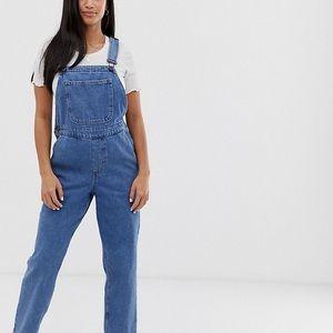 Noisy May Mom Overall Blue Jean- NWT